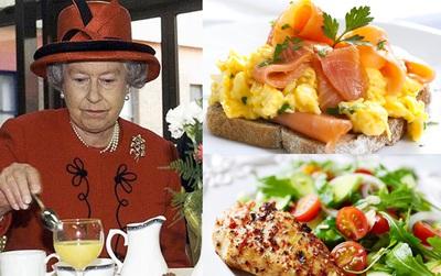 Tò mò một chút: Đồ ăn hàng ngày của Nữ hoàng Anh sẽ có những gì nhỉ?