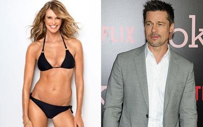 Dứt tình với Angelina Jolie, Brad Pitt tìm hạnh phúc mới bên siêu mẫu đã có 2 con?