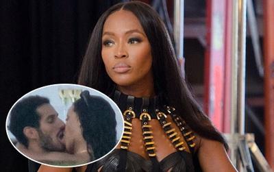 """Naomi Campbell ghen """"lồng lộn"""" khi Rihanna lộ ảnh ôm hôn """"soái ca tỷ đô""""?"""