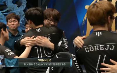 Nhà vô địch LCK Longzhu thua trắng 0-3 trước người đồng hương Samsung Galaxy