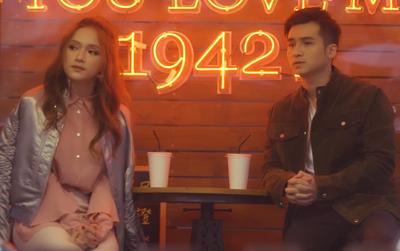 Quay MV đã nhiều, nhưng đây là lần đầu Hương Giang Idol đóng MV cho ca sĩ khác!