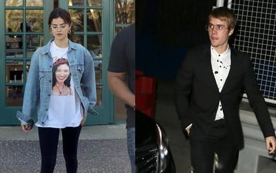 Tái hợp thành công với Justin Bieber, Selena Gomez phải sắm ngay kính giống bạn trai