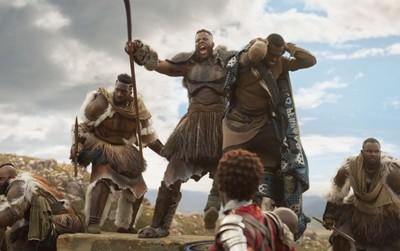 """""""Black Panther"""" và 10 khoảnh khắc khiến người xem nhớ mãi"""