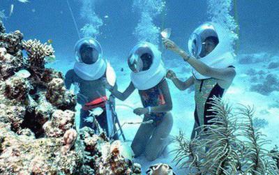 Thám hiểm đáy biển và những địa điểm lý tưởng ở châu Á để du xuân dịp Tết này
