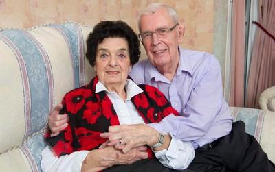 """Bạn thanh mai trúc mã từ thời thơ ấu nhưng không lấy nhau, đến khi gần 90 tuổi họ mới nên duyên vợ chồng vì một """"định mệnh"""""""