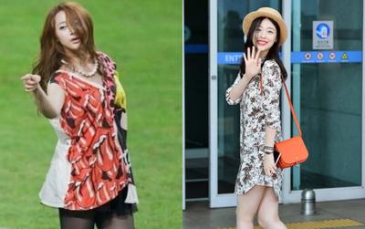 """Giảm cân và thay đổi cách makeup, loạt idol xứ Hàn """"lên hương"""" nhanh chóng"""