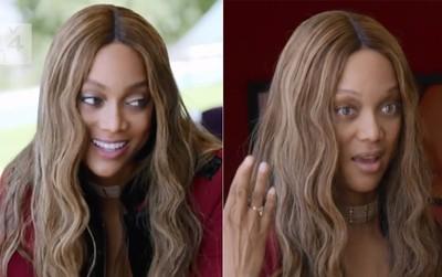 """Da mụn, quầng thâm... không ngăn Tyra Banks và dàn thí sinh """"Next Top Mỹ"""" tự tin khoe mặt mộc"""