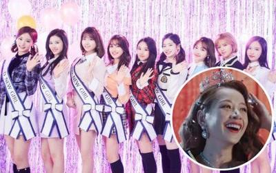 Sau Chi Pu, đến lượt TWICE muốn làm hoa hậu?
