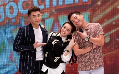 """Will đứng bật dậy khi """"bố"""" Kaity Nguyễn kén rể trên sóng truyền hình"""