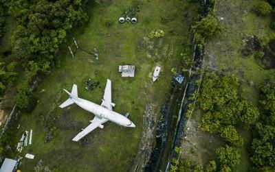 Bí ẩn máy bay Boeing 737 'từ trên trời rơi xuống'