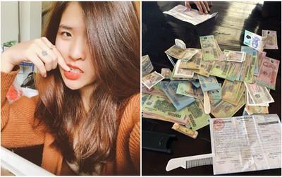 Cô gái trẻ tìm kiếm vị khách bỏ quên túi xách chứa 2 chiếc Vertu cùng gần 50 triệu đồng tiền mặt tại quán ăn