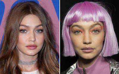 """Bài học rút ra từ ảnh hậu trường """"xấu lạ"""" của Gigi Hadid: xinh đến mấy mà makeup sai cũng vẫn kém sắc như thường"""