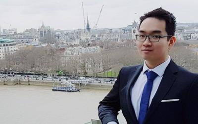 Đã từng có một bạn trẻ Việt đa tài được chính phủ Anh nhận vào làm việc