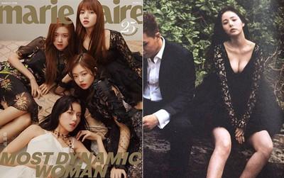 """Thần thái như Black Pink liệu có lép vế trước Sulli và Min Hyo Rin khi cùng """"đụng váy""""?"""