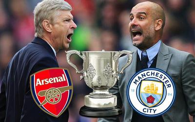 23h30 TRỰC TIẾP Chung kết Cúp Liên đoàn: Arsenal - Man City