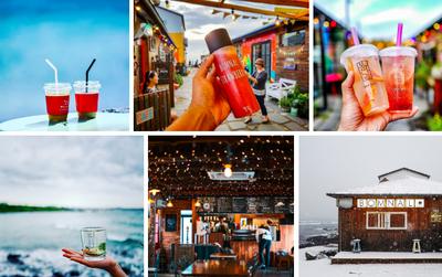 Tha hồ ngắm biển và check-in sống ảo giống hệt phim Hàn với 6 quán cafe siêu hot tại đảo Jeju (Hàn Quốc)