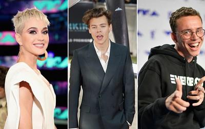 """Không """"thù oán"""", nam rapper được đề cử Grammy bất ngờ lôi Harry Styles và Katy Perry ra để """"nổ"""""""