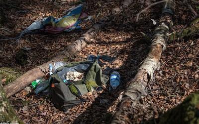 """Những bức hình ám ảnh trong """"khu rừng tự sát"""": Tỷ lệ tự tử đã giảm ở Nhật nhưng ký ức đau thương vẫn đầy nơi này"""