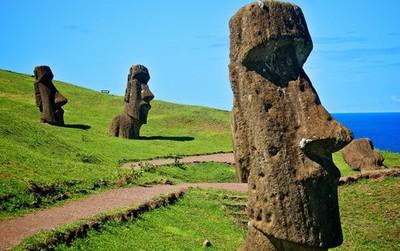Đảo Phục Sinh - một trong những hòn đảo bí ẩn nhất lịch sử nhân loại đang biến mất