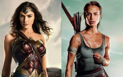 """May quá, các đả nữ Hollywood đã bớt """"hở bạo"""" trên màn ảnh ngày nay!"""