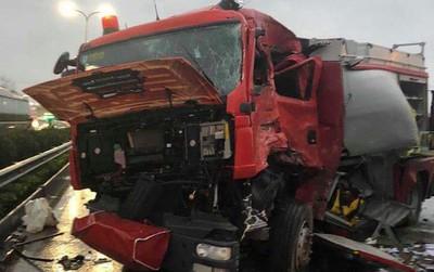 4 vụ tai nạn xảy ra cùng một buổi chiều trên cao tốc Pháp Vân - Cầu Giẽ: Danh tính 3 người tử vong