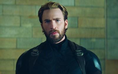"""""""Avengers: Infinity War"""" có dùng kỹ xảo CGI để cạo râu cho Captain America?"""