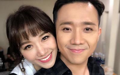 Clip: Kỉ niệm 800 ngày yêu nhau, Trấn Thành ngọt ngào nói lời yêu với Hari Won bằng tiếng Hàn