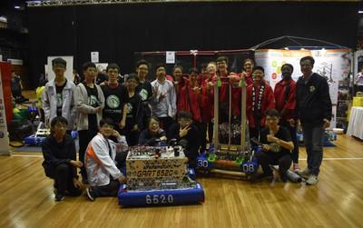 Học sinh Ams lọt top 25 khu vực tại cuộc thi Robocon thế giới