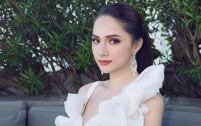 """Vừa trở lại Thái Lan, Hoa hậu Hương Giang đã """"đốn tim"""" fan với nhan sắc kiêu sa, lộng lẫy"""