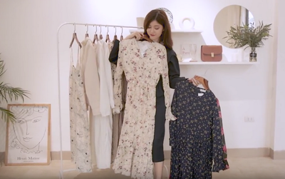 Video Shopping: Đi chọn váy hoa cùng An Japan, bạn sẽ phải bất ngờ vì ở Hà Nội đang có nhiều thiết kế cực xinh