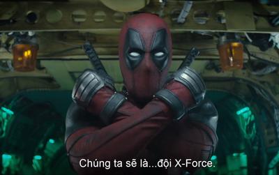 """Hết Superman, tới lượt Black Panther bị """"gọi hồn"""" trong trailer nóng hôi hổi của """"Deadpool 2"""""""