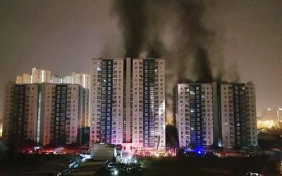 Thủ tướng chỉ đạo điều tra, xử lý nghiêm vụ cháy chung cư Carina, TP HCM