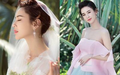 """Mỹ nhân """"Tuyệt đỉnh Kungfu"""" khoe bộ ảnh thay 10 chiếc váy kỷ niệm 10 năm kết hôn"""