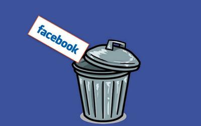 """""""Delete Facebook"""" là từ khóa được tìm nhiều khủng khiếp trên Google, đạt kỷ lục trong 5 năm vừa qua"""