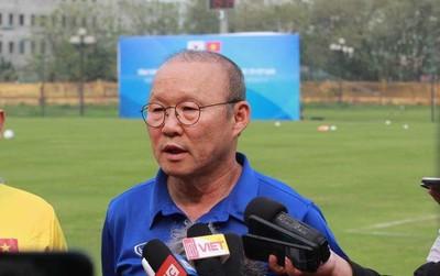 HLV Park Hang Seo giải thích lý do gọi nhiều cầu thủ U23 lên tuyển Việt Nam