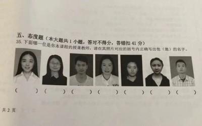 Sinh viên Trung Quốc sẽ bị phạt nặng nếu không nhớ mặt và họ tên giáo viên