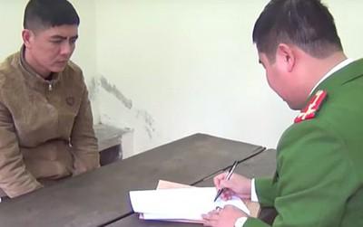 Gã đòi nợ thuê ép người phụ nữ tàn tật viết giấy nợ 30 triệu đồng