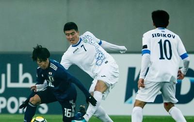 ĐKVĐ Nhật Bản thua tan nát, cúi đầu rời giải U23 châu Á