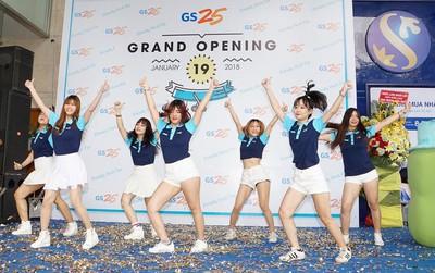 Chuỗi cửa hàng tiện lợi GS25 Hàn Quốc chính thức khai trương tại Việt Nam