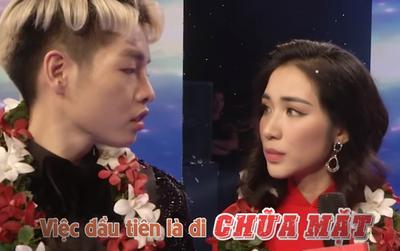 """Clip hậu trường: Nhà Hoa dâm bụt làm gì đầu tiên sau khi giành Á quân """"Cặp đôi hoàn hảo""""?"""