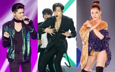 """Cập nhật: GOT7 đem tới loạt hit siêu hot """"Never Ever"""", """"If You Do"""", Noo Phước Thịnh cầm tay Hoa hậu Phạm Hương biểu diễn"""