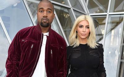 """Kim và Kanye lại khiến cư dân mạng sốc toàn tập khi đặt cái tên """"độc lạ"""" cho đứa con thứ 3"""