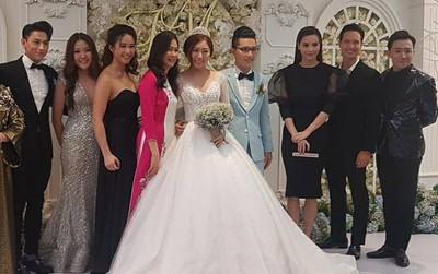 Đám cưới em gái Trấn Thành cùng bạn trai Hongkong gây chú ý với dàn khách mời toàn sao