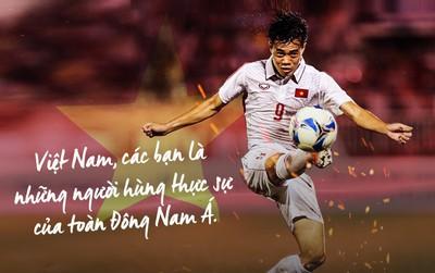 Khắp nơi trên thế giới, hàng triệu con tim người hâm mộ cũng đang thổn thức cùng đội tuyển U23 Việt Nam!
