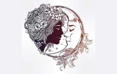 Bạn nhìn thấy mặt trăng hay cô gái, điều đó sẽ cho biết bạn cuốn hút nhất ở điểm gì