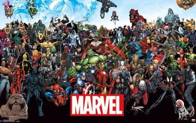 Chỉ 30 giây, nắm ngay tình trạng bản quyền nhân vật Marvel bằng một biểu đồ!