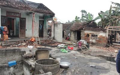 Vụ nghịch tử đốt nhà nghi thua cá độ sau vụ U23 Việt Nam: Người con cầm dao đe dọa, không cho mọi người dập lửa