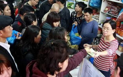 Những địa chỉ mua giò chả, bánh chưng từ thời ông bà ở Hà Nội mà Tết năm nào khách cũng xếp hàng ùn ùn