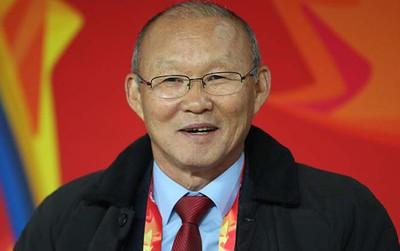Đã có người nào đó nhanh tay mua tên miền parkhangseo.com, giống tên HLV trưởng tuyển U23 Việt Nam