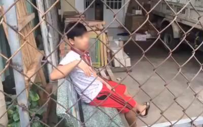 """Bình Dương: Thiếu niên 15 tuổi ăn trộm đồ lót xong còn viết """"thư tình"""" và để lại số điện thoại cho nữ công nhân"""